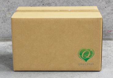 社名を印刷する専用箱や発送商品に合わせた梱包資材のご提案 クオリテート ロジスティクス